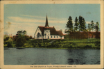 The Old Church at Tryon, Prince Edward Island