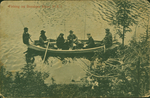 Fishing on Bonshaw River, P.E.I.