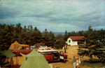 Camp Grounds, Stanhope Beach, Prince Edward Island