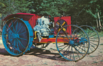 A 1914 Massey Harris Tractor