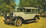 A 1931 Willy's Sedan