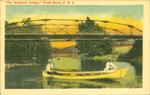 """The Hatchery Bridge,"" Dunk River, P.E.I."
