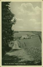 """""""End of the Road"""" - Near Kinkora, P.E.I."""