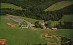 Aerial View of Green Gables Golf Course
