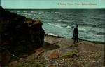 A Rocky Shore, Prince Edward Island