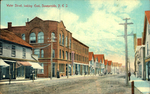 Water Street, looking East, Summerside, P.E.I.