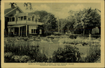 A Summerside Garden, Prince Edward Island