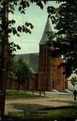 Baptist Church, Charlottetown, P.E.Island