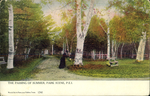 The Passing of Summer, Park Scene, P.E.I.