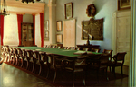 Confederation Room, Charlottetown, Prince Edward Island. Birthplace of Canada.
