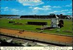 Charlottetown Race Track, Prince Edward Island, Canada.