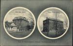 Two of Charlottetown's Schools, Charlottetown, P.E.I.