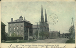 View on Great George Street, Charlottetown, P.E.I.