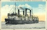 "Car Ferry, ""Prince Edward Island,"" Ice Breaker, Northumberland Straits."