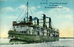 "Car Ferry, ""Prince Edward Island"" Ice Breaker, Northumberland Straits."