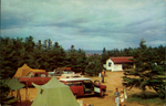 Camp Grounds, Stanhope Beach, Prince Edward Island.