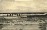 Bathing Scene. North Shore of Prince Edward Island.