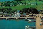 Wharf, Malpeque Bay-P.E.I.
