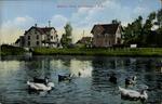 Brighton Pond, Charlottetown, P.E.I.