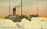 D.G.S. Minto Icebound, Winter Service