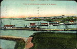 Town of Souris and Harbor, P.E.Island