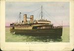 Borden, P.E.I. and Cape Tourmentine, N.B.