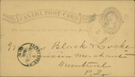 Canada Post Card