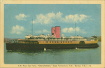 "C.N. Rlys. Car Ferry, ""Charlottetown"""