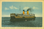 C.N. Rlys Car Ferry
