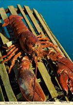 """They Feed You Well""... in Prince Edward Island, Canada"