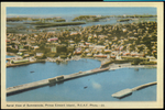 Aerial View of Summerside, Prince Edward Island