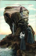 """""""Nature's Pulpit"""" Kildare Cape, P.E.Island"""
