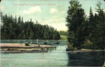 """""""The Home of the Trout"""", P.E.Island"""