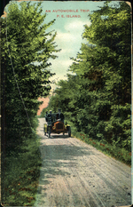 An Automobile Trip, P.E.Island