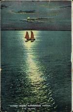 """""""Sunset Scene"""", Summerside Harbor, P.E.Island."""