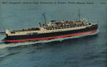 """M.V. Abegweit"" carferry Cape Tormentine to Borden, Prince Edward Island"